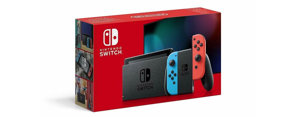 Neue Nintendo Switch derzeit für nur 269,90€ bei eBay im Angebot