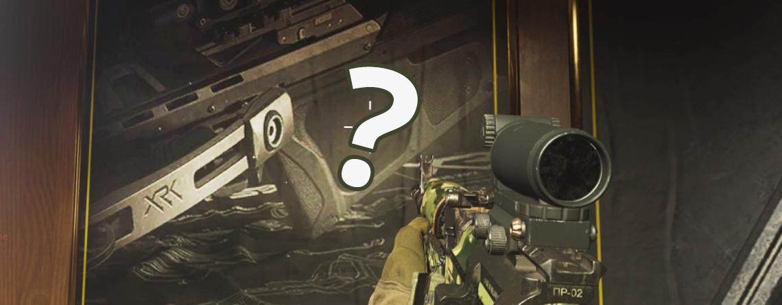 Leaker sagt: CoD: Modern Warfare bekommt bald 2 neue Waffen  – Das sind sie
