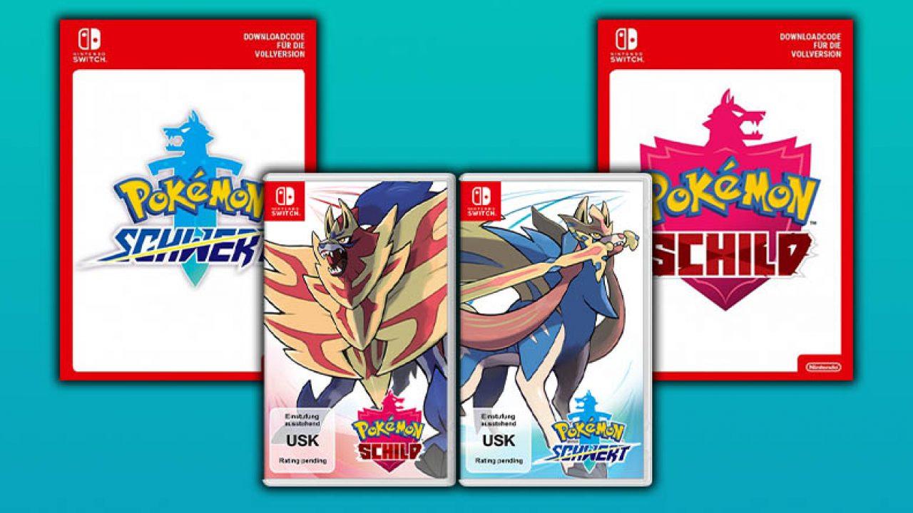 pokemon schild kaufen