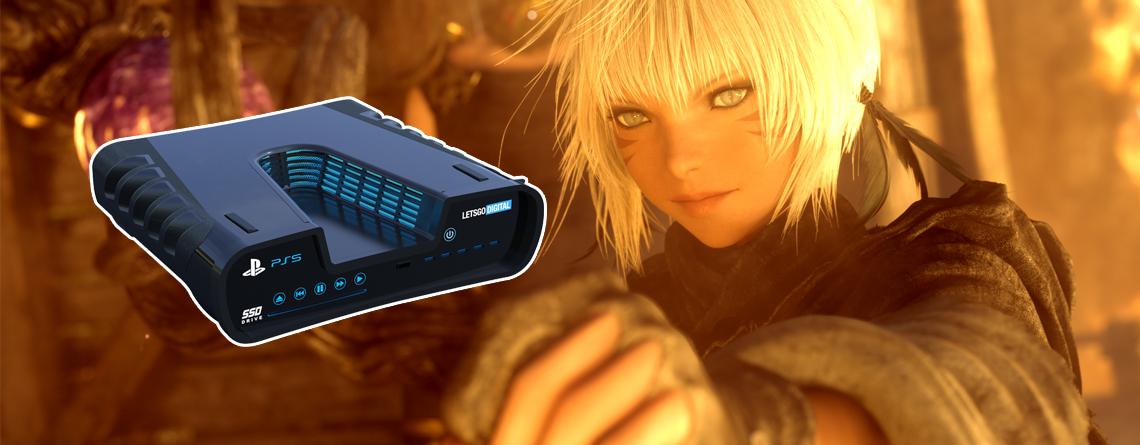 Die PS5 hat ihr 1. bestätigtes MMORPG: Final Fantasy XIV
