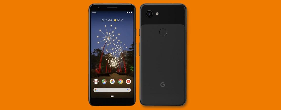 Google Pixel 3a XL zum Bestpreis bei Saturn erhältlich