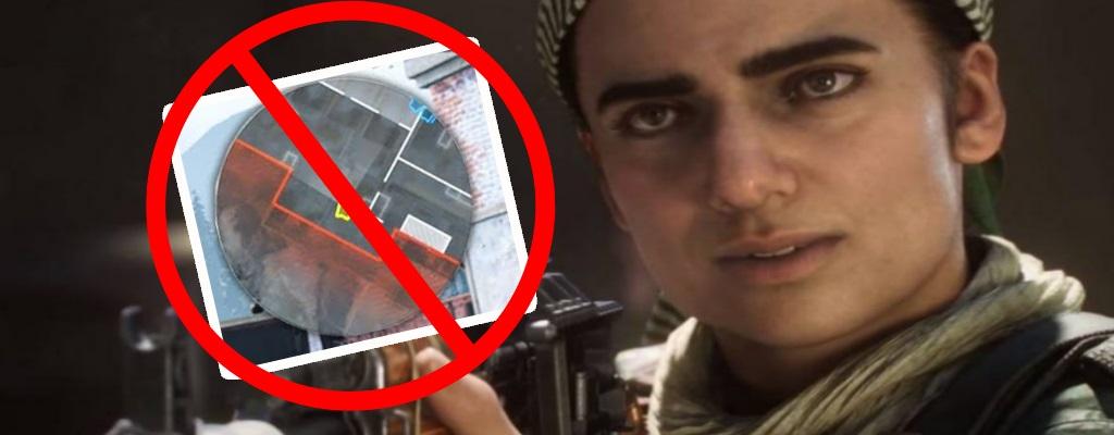 CoD Modern Warfare sagt, dass die Minimap nicht kommt, die Spieler fordern