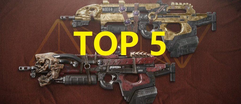 Das sind die 5 stärksten Waffen-Exotics in Destiny 2 New Light