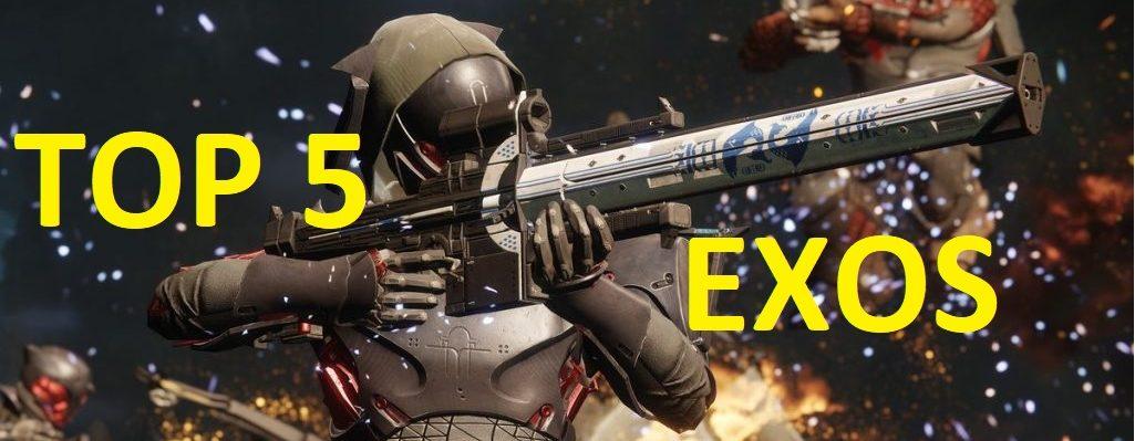 Destiny 2: Die besten 5 Waffen-Exotics fürs PvE in Shadowkeep