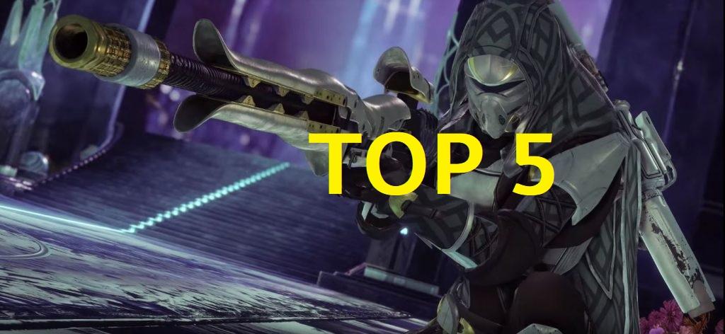Die 5 besten Sniper für den Schmelztiegel von Destiny 2: Shadowkeep