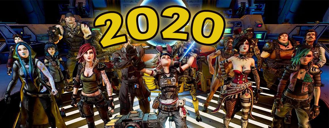 Borderlands 3: Wie geht es 2020 im Loot-Shooter weiter?