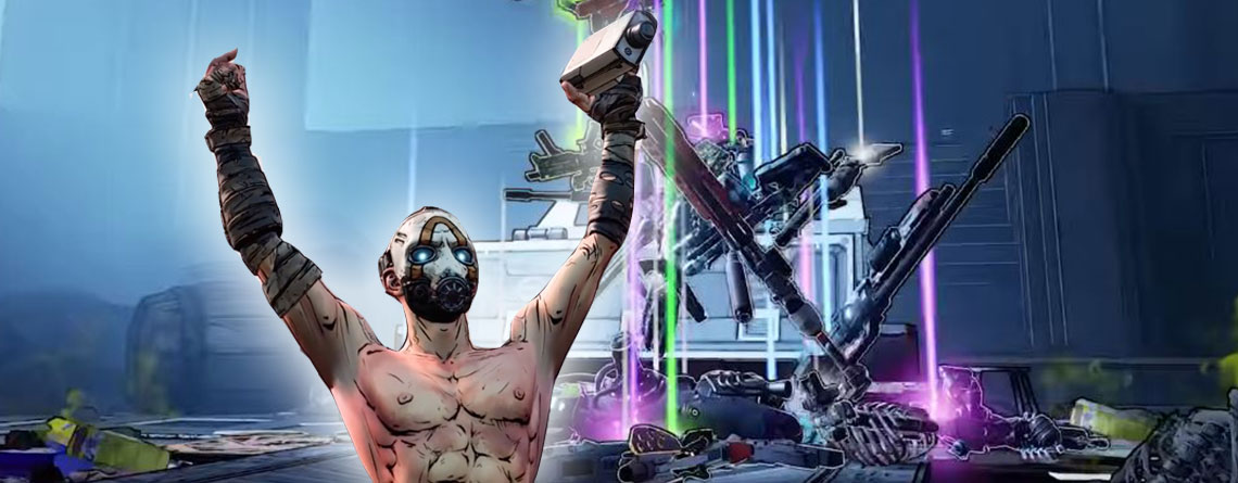Borderlands 3: Spieler verliert komplette Ausrüstung durch Glitch – Community rettet ihn