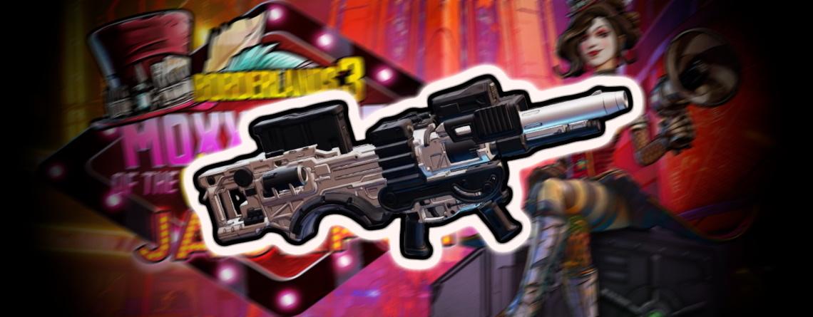 Holt euch unbedingt diese DLC-Waffe aus Borderlands 3, solange sie noch Spaß macht