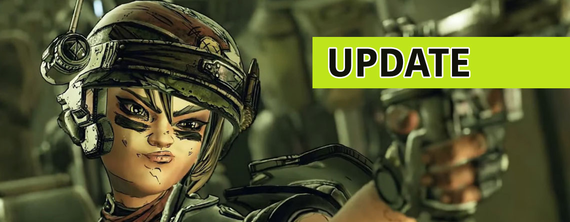 Borderlands 3: Neues Update kommt heute Abend – Patch Notes