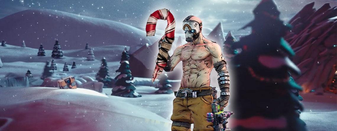 Borderlands 3: Hier findet ihr alle Shift Codes zum Weihnachtsevent
