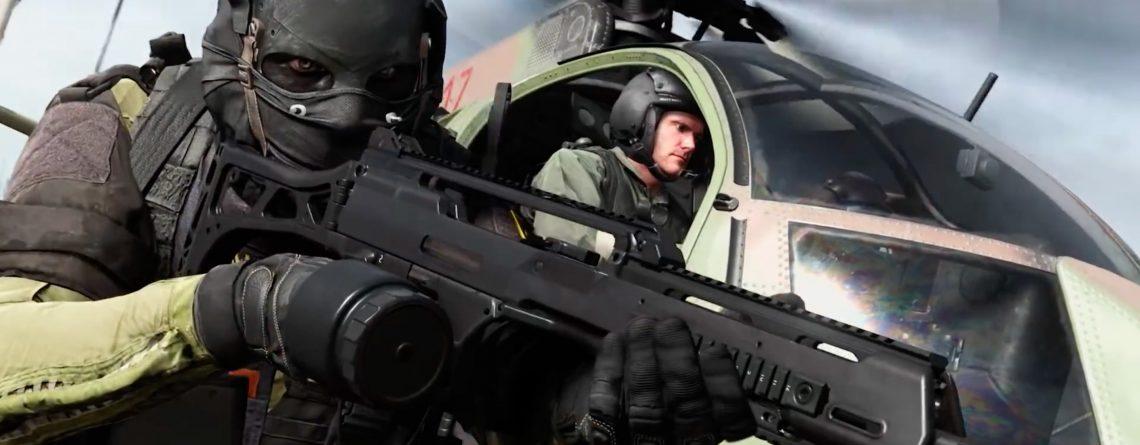 CoD Modern Warfare: So bekommt Ihr die 2 neuen Waffen Holger-26 und Ram-7