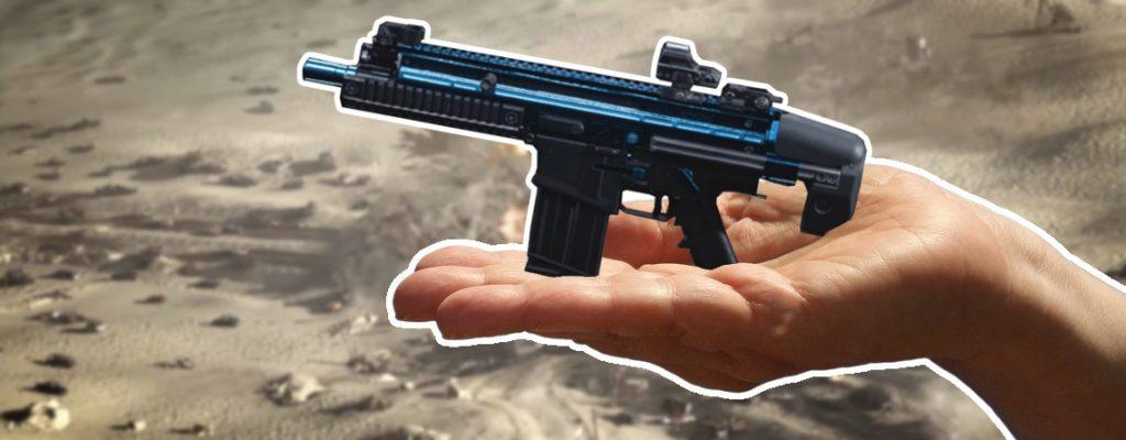 Call of Duty Modern Warfare Jack Frosty Skin Buggy titel