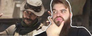 Call of Duty Modern Warfare Price und Benedict Titel