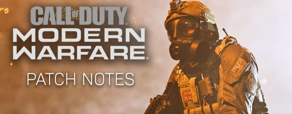 CoD Modern Warfare: Neues Update ist live vorm Wochenende – Patch Notes