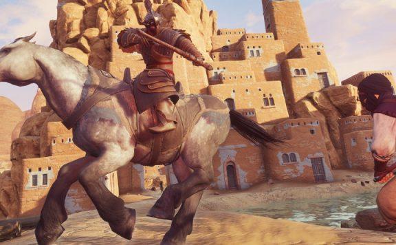 Conan Exiles Mounts Aufmacher