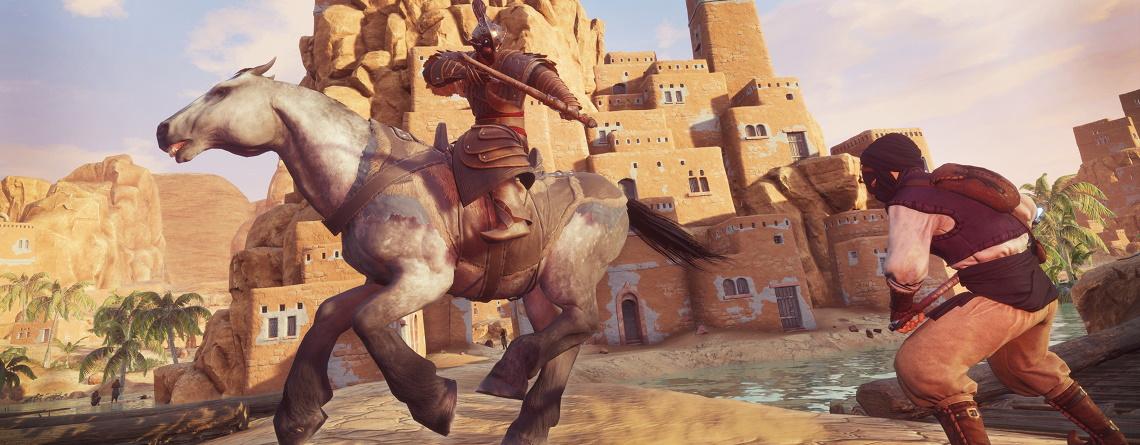 Neues Updates ändert heute die Art wie ihr Conan Exiles spielt