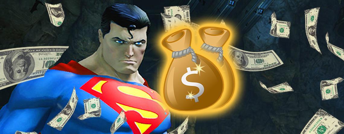 Geld-Exploit in MMO sorgt dafür, dass Spieler jetzt Steuern zahlen müssen
