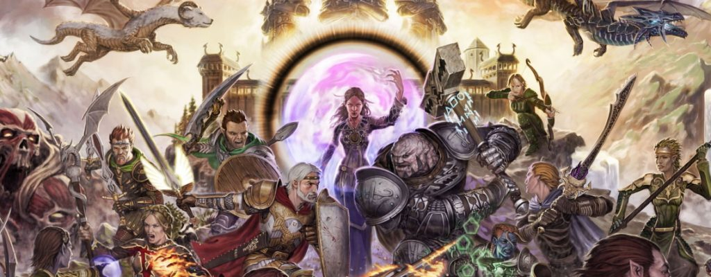 Dark Age of Camelot Artwork