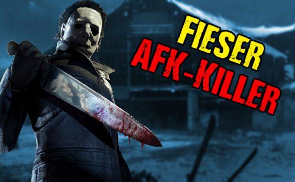 Dead by Daylight afk Killer Myers 1140×445 title