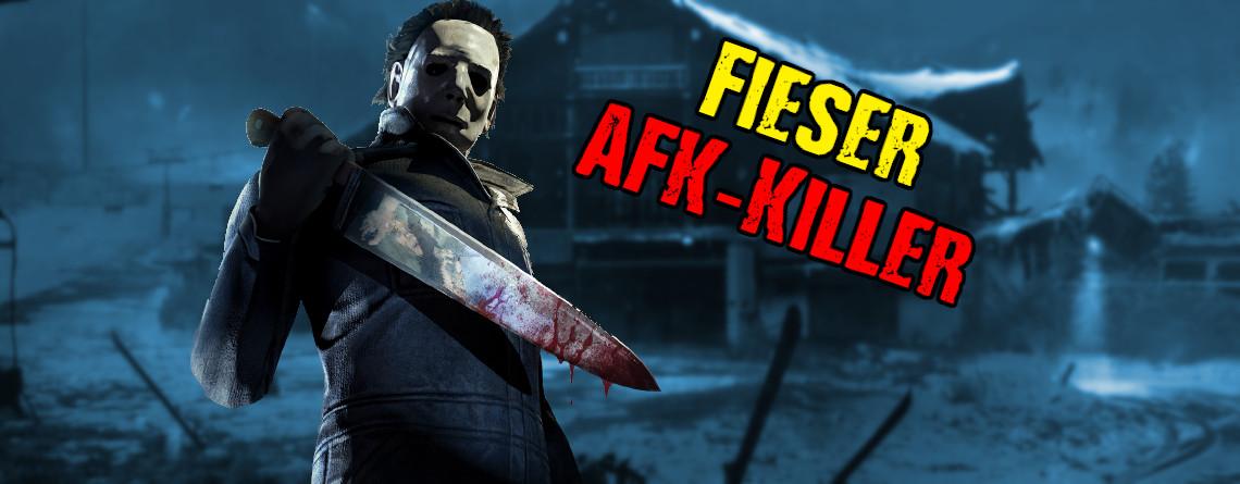 Fieser AFK-Killer ist der Schrecken in Dead by Daylight