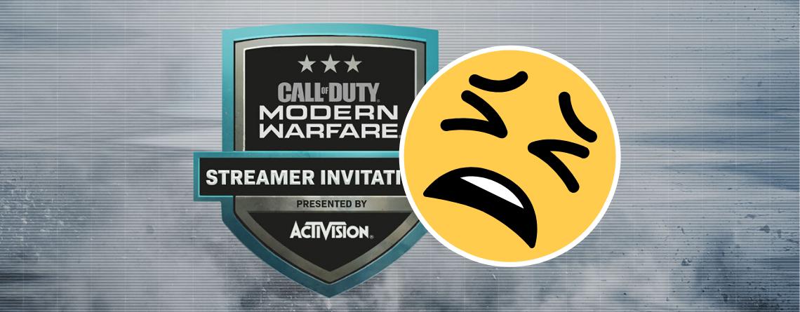 Modern Warfare lädt Fortnite-Pro zu 250.000$ Turnier ein – Kränkt CoD-Pros