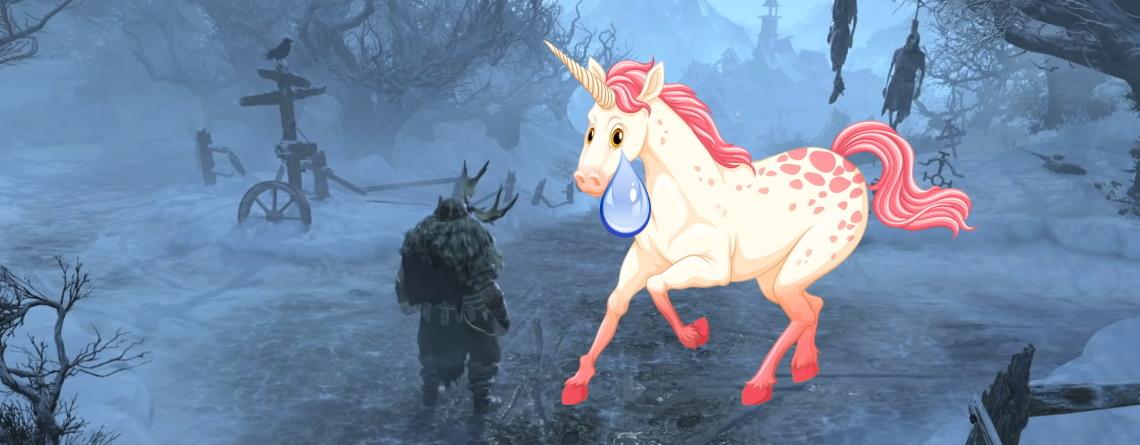 Diablo 4: Regenbogen-Ponys müssen draußen bleiben – Das sagt Blizzard zu Cosmetics