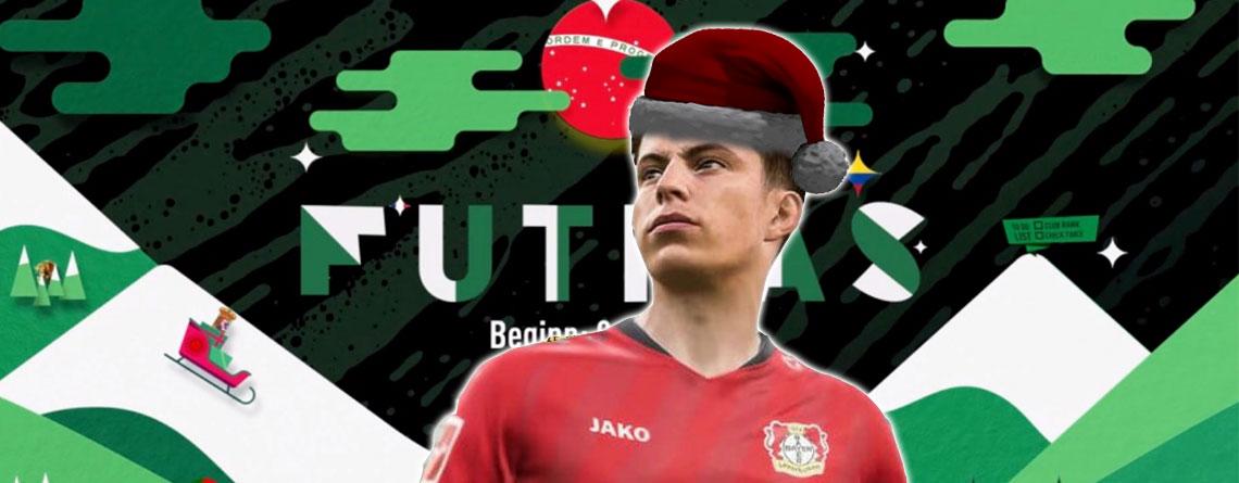 FIFA 20: FUTmas ist live – das steckt im Weihnachtsevent