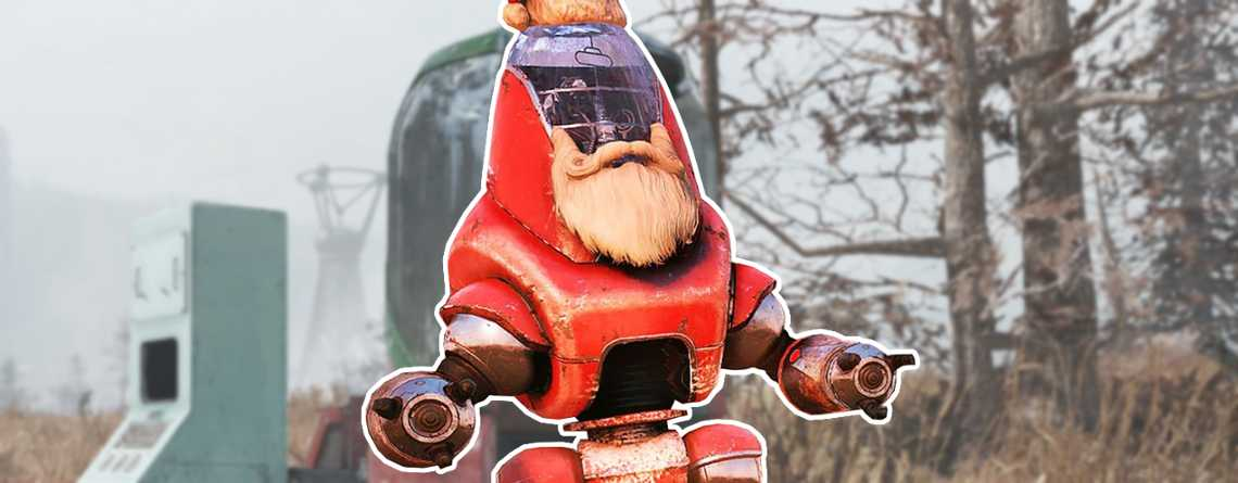 Fallout 76 bekommt Update 16 – Sichert Euch schnell den kostenlosen Robo-Santa!