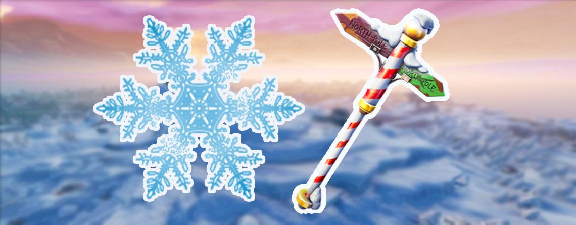 Fortnite: So zerstört ihr die Schneeflocken-Deko ganz einfach – Fundorte