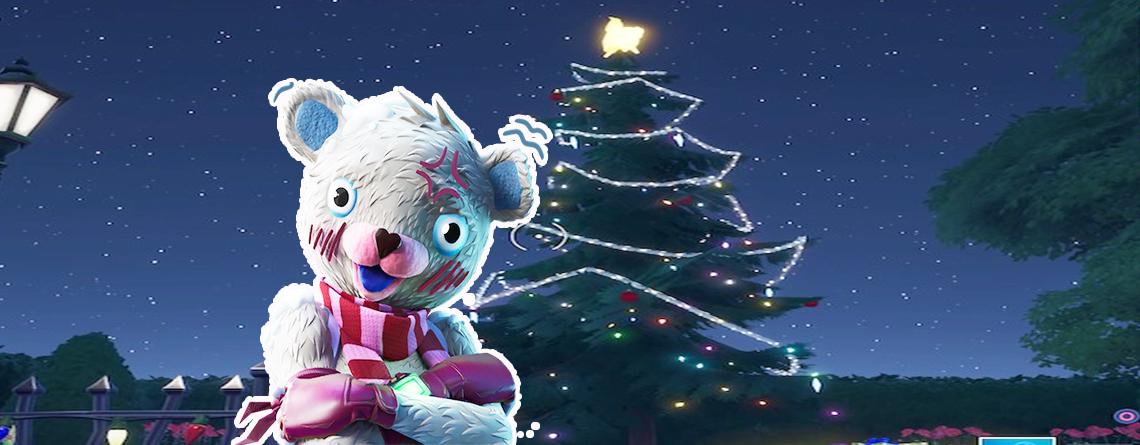 Fortnite: Tanze bei Weihnachtsbäumen – Alle 6 Fundorte