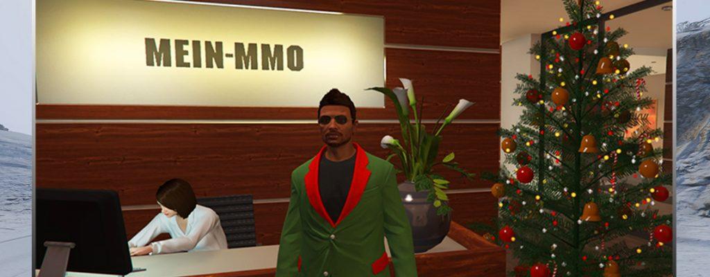 GTA 5 Online Weihnachten 2019 Titel