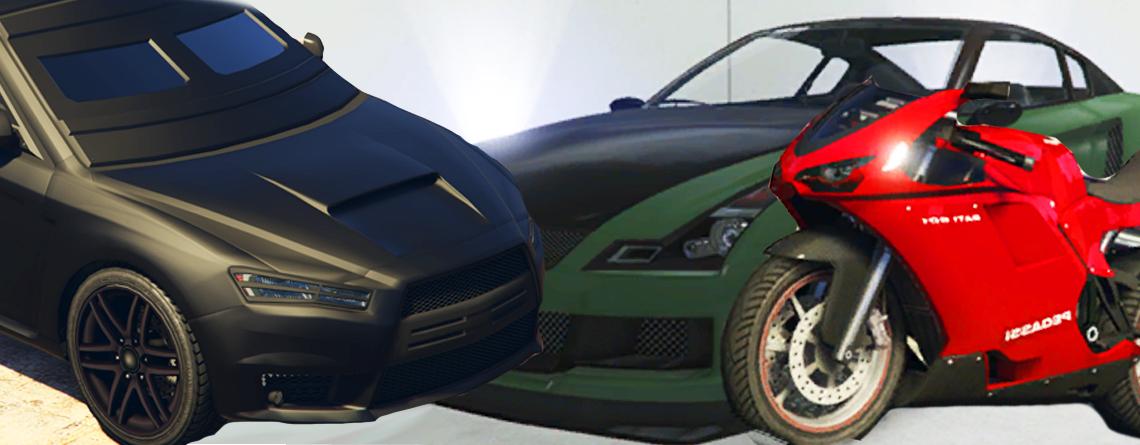 Die 5 besten Fahrzeuge für Anfänger in GTA Online – Autos und Motorräder