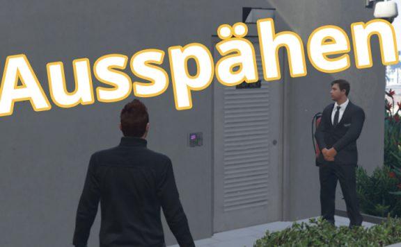 GTA Online Ausspähen Titel