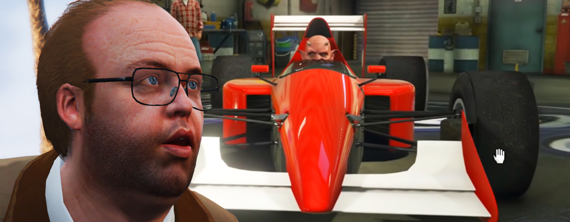 Die neuen Formel-Wagen in GTA Online sind echt schnell, aber verdammt teuer