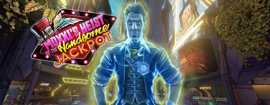 Borderlands 3 zeigt 13 Minuten wildes Gameplay aus dem Handsome-Jack-DLC