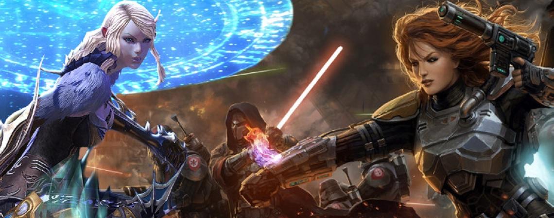 Die 13 besten Free-to-play-MMORPGs im Vergleich