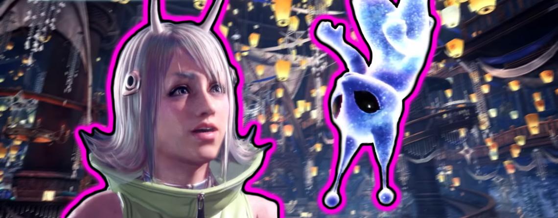 Neues Event von Monster Hunter World beamt euch zu den Sternen