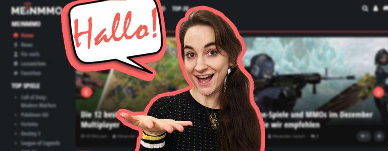 Leya stellt das neue Kommentar-System auf MeinMMO vor