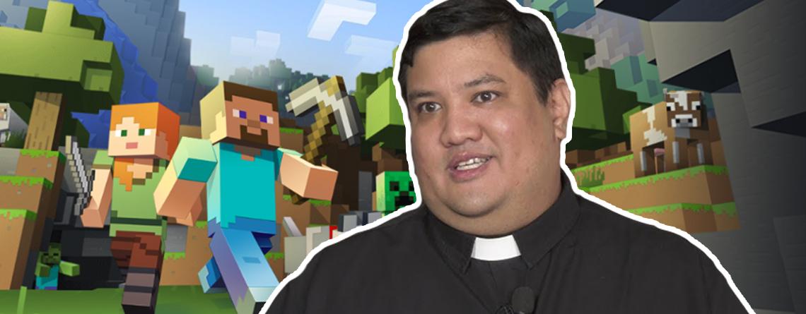 Minecraft-Server vom Vatikan soll weniger toxisch sein – Doch Trolle zerstören das Paradies