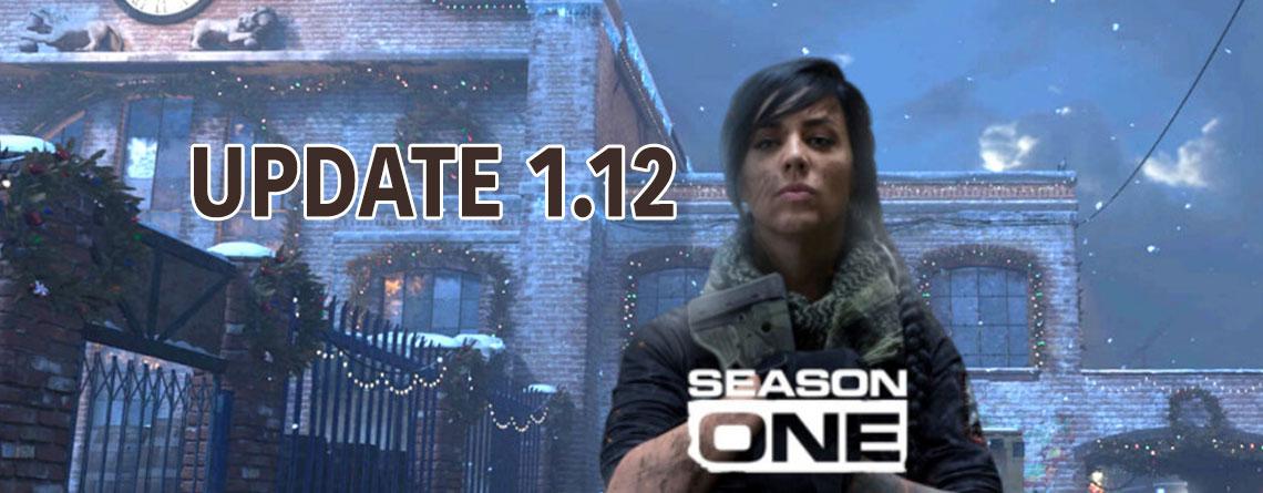 CoD Modern Warfare: Neues Update 1.12 ist live – Das ändert sich laut Patch Notes