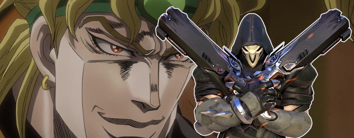 Overwatch: Dieser Modus macht aus Reaper einen Anime-Bosskampf
