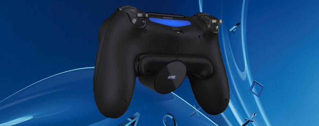 PS4 Controller aufsatz mehr knöpfe