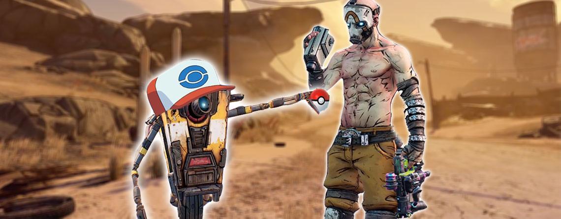 Wie ausgerechnet ein Pokémon-Feature Borderlands 3 besser machen könnte