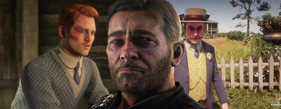 3 der größten, ungeklärten Rätsel in Red Dead Redemption 2