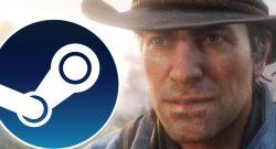 Bei Red Dead Redemption 2 haben Steams-Fan den Epic-Boykott wohl durchgezogen