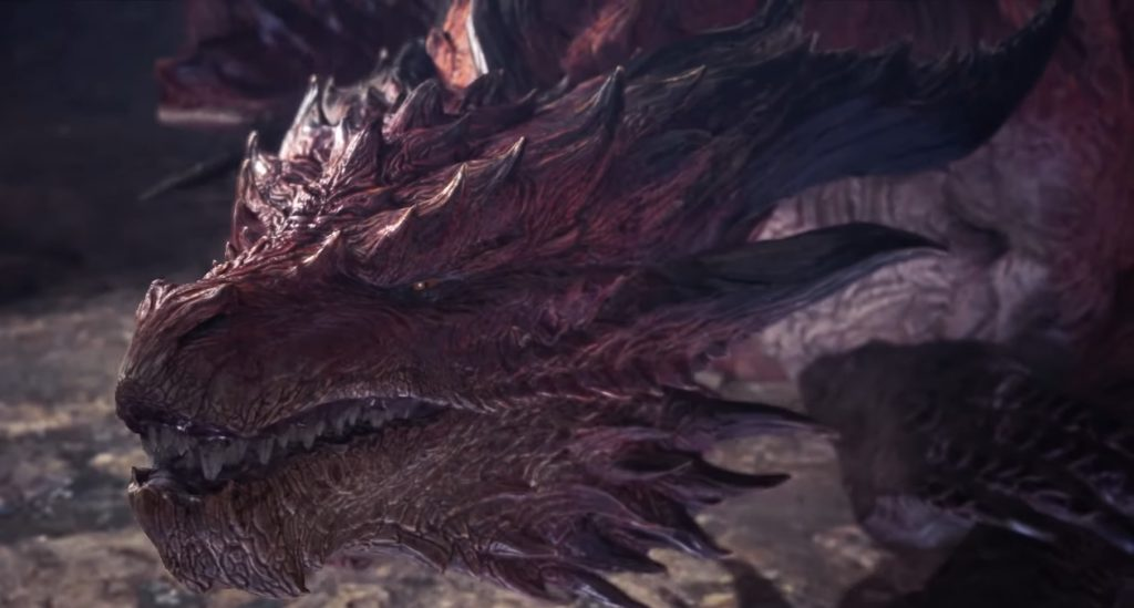 Monster Hunter World Safi'jiiva