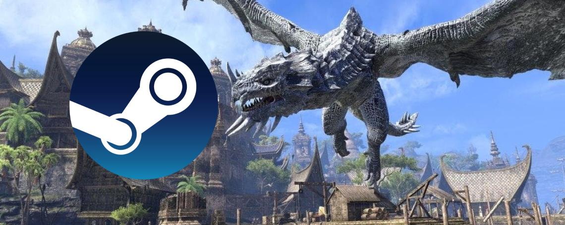 Ein MMORPG ist unter den besten Topsellern auf Steam im Jahr 2019