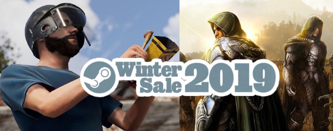 9 MMOs im Steam Winter Sale, die wir euch empfehlen