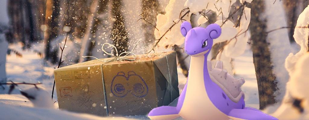 Pokémon GO: Forschungsdurchbruch im Januar mit Lapras – Lohnt es sich?