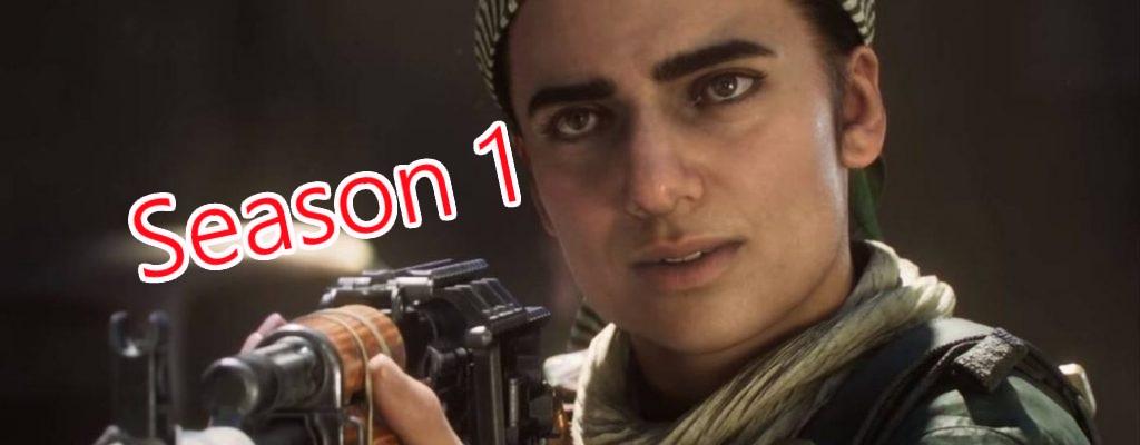 CoD Modern Warfare: Was kommt erst später in Season 1?